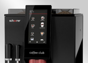 schaerer coffe club